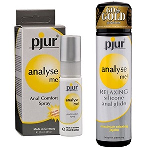 Types of anal lube