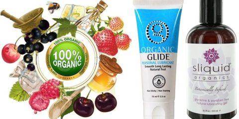 Best Organic Lube