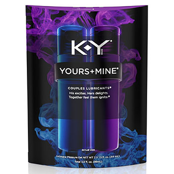 K-Y Couples Lubricant