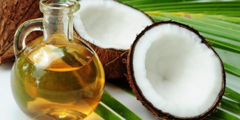 Using coconut oil as lube isn't a great idea as the marketplace has a lot of quality personal lubricant available.
