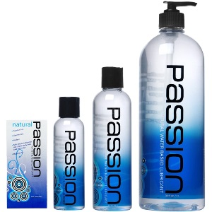 Passion Water-Based Personal Lubricant
