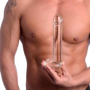Prisms Sukra Glass Dildo